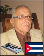 Corresponsal por Cuba Dr. Juan Francisco Pérez Martín