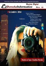 Revista Digital N° 19 ElDerechoInformatico