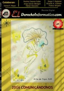 """Edición N° 22 de la Revista Digital """"ElDerechoInformatico.com"""""""