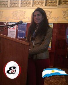 Nueva Corresponsal en Argentina – Dra. Fedra Fontao