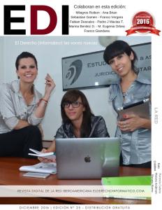 Revista Digital #EDI N° 25 – Los destacados del año