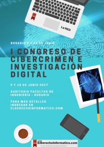 I CONGRESO ARGENTINO DE CIBERCRIMEN Y EVIDENCIA DIGITAL