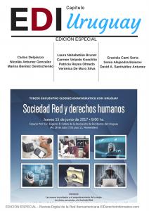 REVISTA DIGITAL EDI – EDICIÓN ESPECIAL – III ENCUENTRO DE DERECHO INFORMÁTICO – URUGUAY